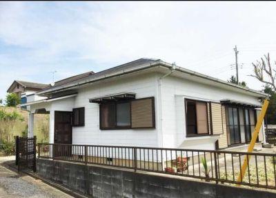 茨城県鉾田市の別荘&田舎物件 南向きの高台にある平屋 580万円