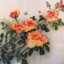 """Lynn Lambert """"Roses"""""""