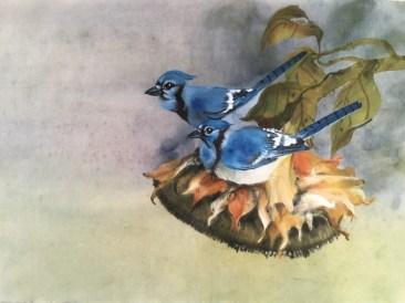 "Lynn Lambert ""Bluebirds"""