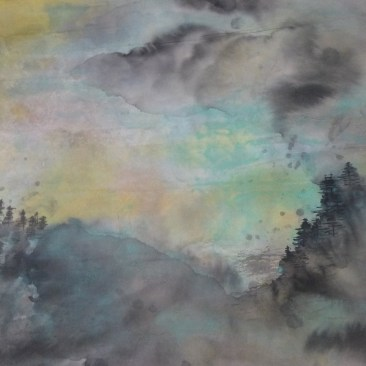 Carol Waite - Mountain Mist