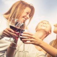 ¿Hay vino para mujeres?