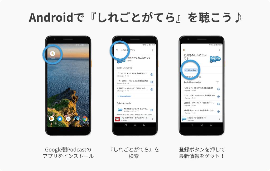 この画像には alt 属性が指定されておらず、ファイル名は Android.png です