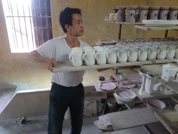 Nơi cung cấp sỉ và lẻ ly sứ tại Đà Nẵng 2