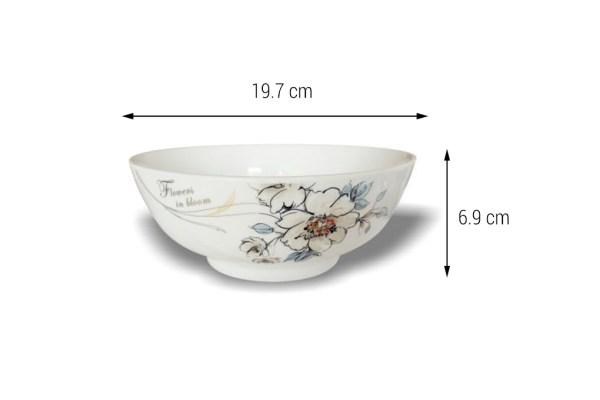 Tô sứ Minh Châu hoa T08H07 1