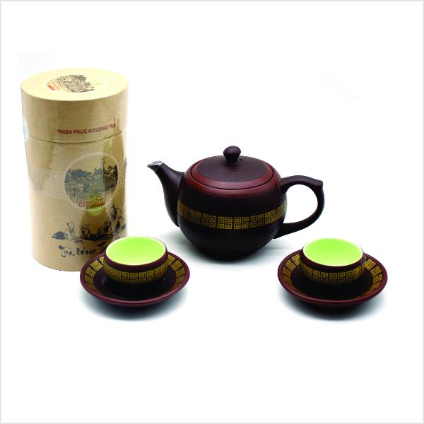 Bộ ấm trà nhỏ 3