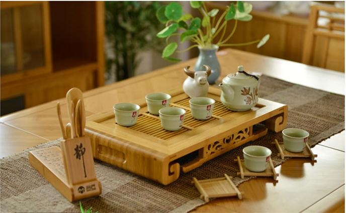 bộ bàn trà, bộ tràng kỷ, bộ pha trà