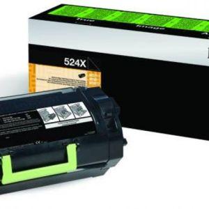 Toner Lexmark 524X, toner lexmark, 524h, impresoras lexmark, lexmark peru