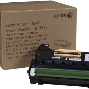 Drum Phaser 3610, Compatibilidad: Phaser 3610/ WorkCentre 3615/ WorkCentre 3655, Rendimiento: 85,000 pags,