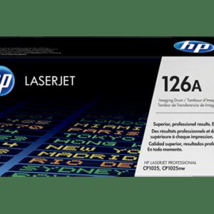 TAMBOR DRUM HP 126A CE314A, Compatibilidad: HP LASERJET PRO CP1025NW/M175NW, Rendimiento: 7000 pág. Color/ 14000 Negro