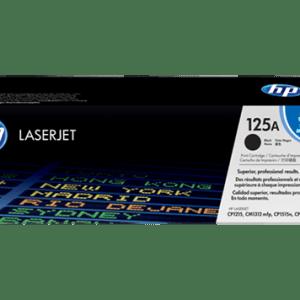 TONER HP 125A NEGRO, Color: Negro, Compatibilidad: HP LASERJET CP1210/CP1215/CP1217/CP1510/CP1515/CP1518NI/CM1312/1312, Rendimiento: 2200 páginas.