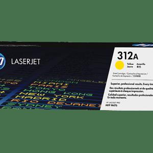 TONER HP CF382A yellow, Color: Amarillo, Compatibilidad:LaserJet Pro M476dn/ M476dw/ M476nw, Rendimiento: 2700 páginas