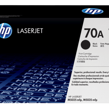 Cartucho HP 70A Q7570A LaserJet Toner original