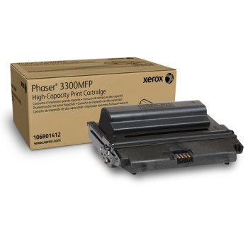 TONER XEROX PHASER 3300 106R01412 8000 Pg