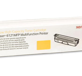Toner Xerox 6121 Yellow 106R01475