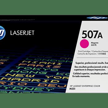 Toner HP 507A Magenta CE403A