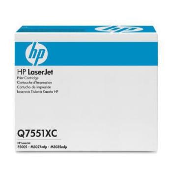 Toner HP Q7551XC