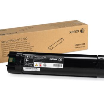 Toner Xerox 6700 Negro 106R01526