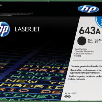 TONER HP 643A NEGRO Q5950A