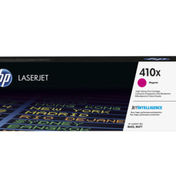 Toner HP 410X CF413X Magenta