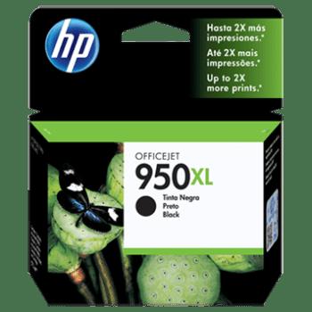 Tinta HP 950XL Negro CN045AL