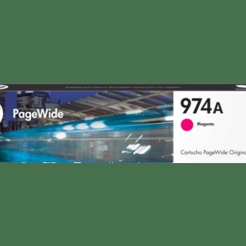 Tinta HP 974 Magenta L0R90AL