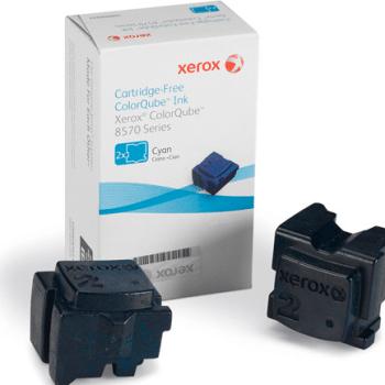 Tinta Solida Xerox 8570 Cyan 108R00936