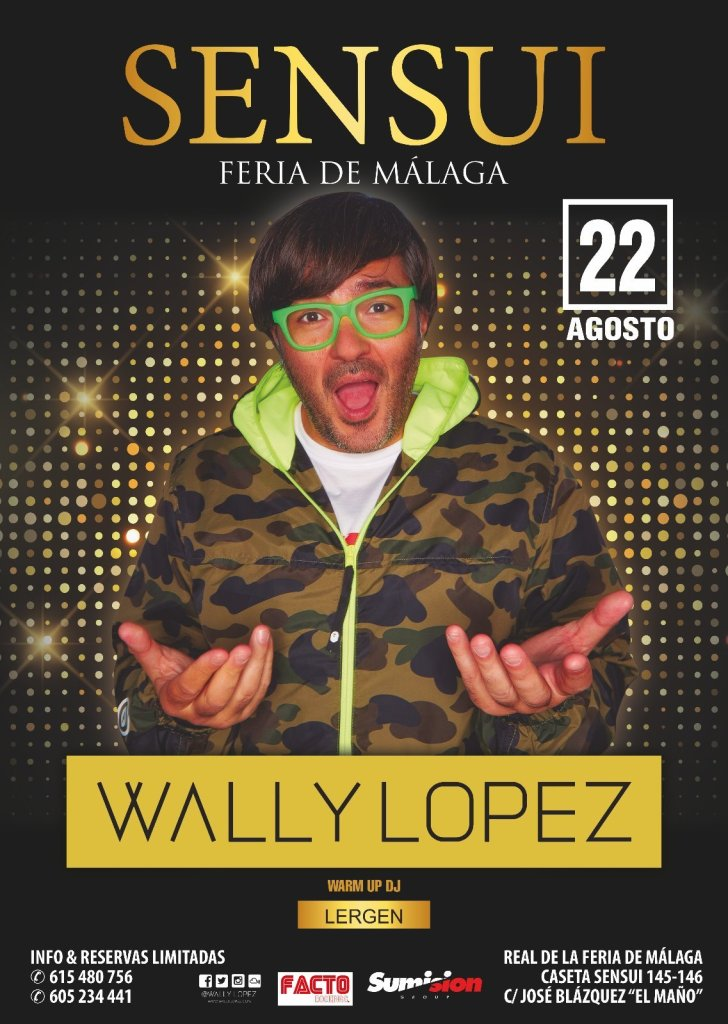Wally Lopez Sumision group