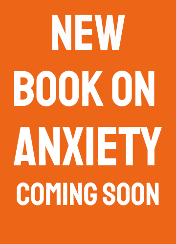 New Book on Anxiety Coming Soon