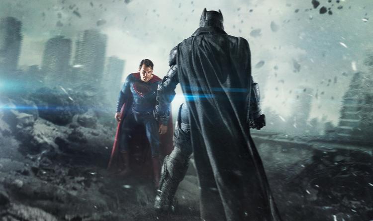 Batman v Superman: Dawn of Justice 感想