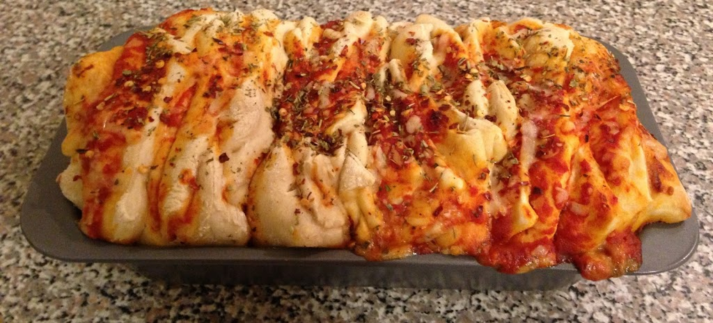 What S For Dinner Pull Apart Pizza Bread From My Perspective