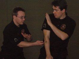 Florian Lahner Tactic CQC Combatives Coorpi Speciali Difesa Personale Kali