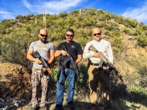 Erik Kruk Combative CQC Knife Fighting Silat Harimau