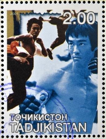 bruce_lee_2001_tajikistan_stamp6