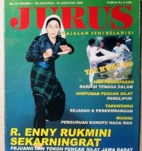 Abah Aleh daughter figlia Panglipur Ibu Enni Rukmini Sekarningrat