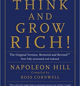 Think and become rich