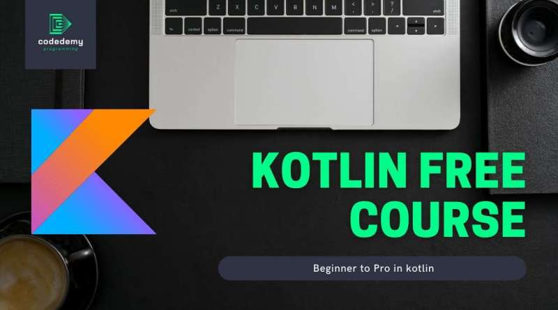 065 Setup Kotlin in Android | Kotlin Free Course Basic to Advanced | Codedemy