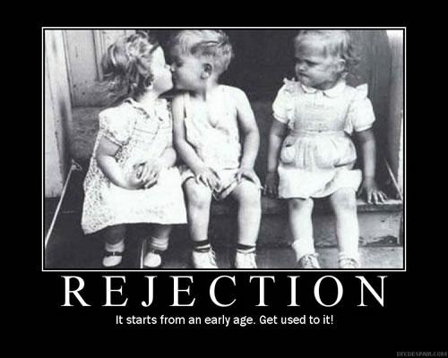 Rejection-despair