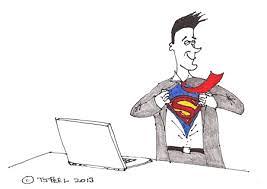 Super hero w: pc