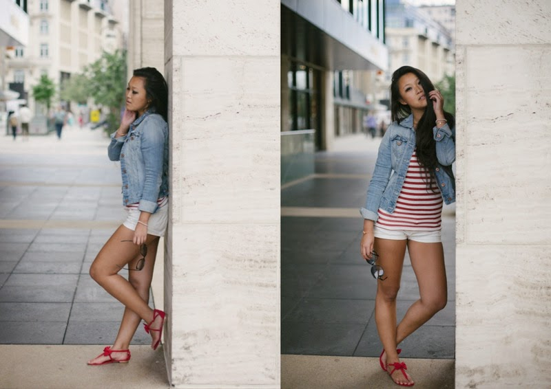City1_stripes, bows, white, jeans