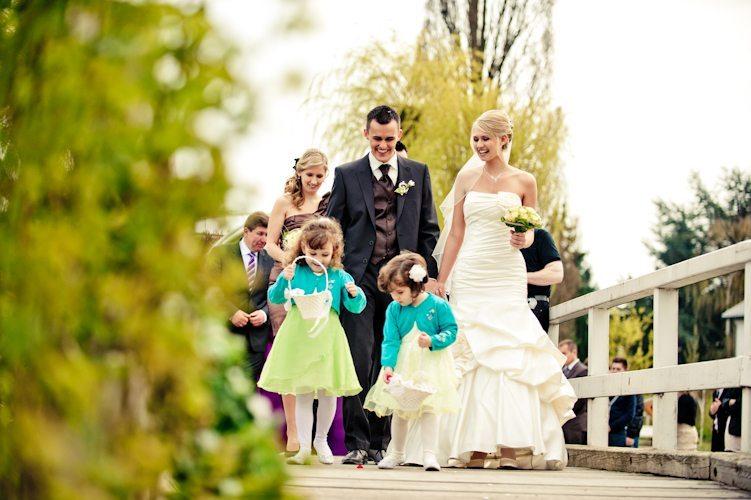 Hochzeit im Parkhotel Rosarium Uetersen