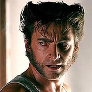 Hugh Jackman as Wolverine in