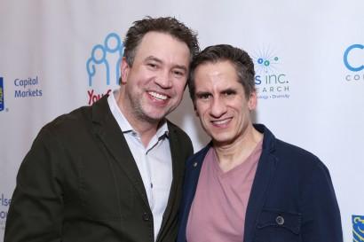 James Wesley and Seth Rudetsky