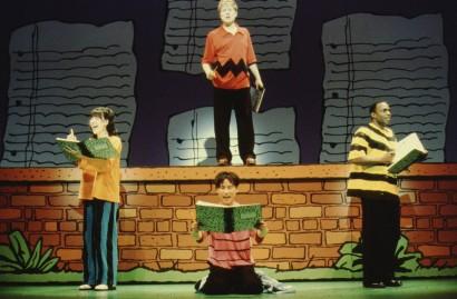 You're a Good Man Charlie Brown_Broadway_Original Production Photos_HR