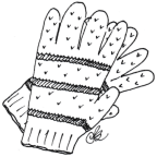 Charlie's Room: The Gloves
