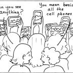 Cell Phones Aren't Windows