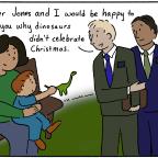 Dinos and Christmas
