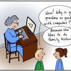 Computer Savvy