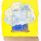 Charlie's Room: The Open Window