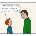 Grown Up of God