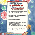 Family Recipe: Potato Salad